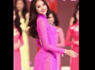 คลิปหลุดนางงาม Miss Vietnam 2015 ดีกรีนักศึกษาแพทย์